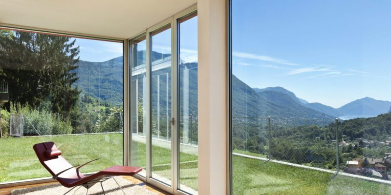 Window cleaning Colorado Springs view